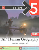 5 Steps to a 5  AP Human Geography 2018