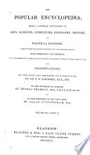 The Popular Encyclopedia Pt 1 Engl Germany Literature And Science