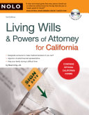 Living Wills   Powers of Attorney for California