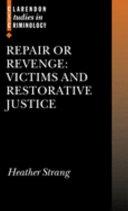 Repair Or Revenge