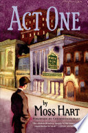 Ebook Act One Epub Moss Hart Apps Read Mobile