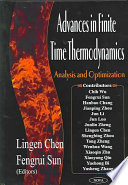 Advances in Finite Time Thermodynamics: Analysis and Optimization