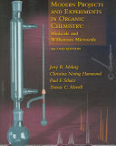 Modern Projects And Experiments In Organic Chemistry Miniscale And Williamson Microscale [Pdf/ePub] eBook