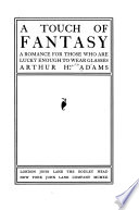 A Touch of Fantasy Book PDF