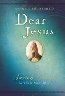 Dear Jesus Book