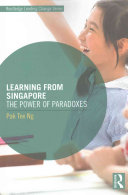 Lessons From Education Reforms In Singapore