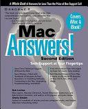 Mac Answers