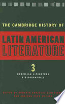 The Cambridge History of Latin American Literature