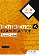 OCR Year 1 AS Mathematics Exam Practice