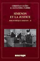 Simenon et la justice