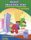 Olsat Practice Test Gifted and Talented Prep for Kindergarten and 1st Grade