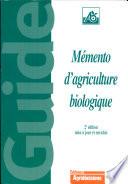 M  mento d agriculture biologique