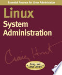 Linux System Administration Craig Hunt Linux Library