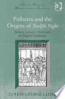 Pollastra and the Origins of Twelfth Night