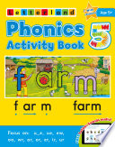 Phonics Activity Book 5