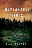 Unspeakable Things Book PDF