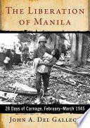 Book The Liberation of Manila