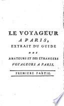 Le voyageur    Paris