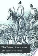 The Tetcott Hunt Week Book PDF