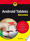 Android Tablets f  r Dummies