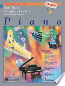 Alfred s Basic Piano Course  Top Hits  Solo Book Complete 1  1A 1B