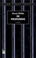 download ebook de profundis pdf epub