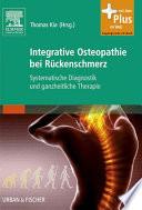 Osteopathie und R  ckenschmerz