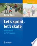 Let s Sprint  Let s Skate