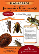 Flash Cards of Common Freshwater Invertebrates of North America