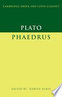 Plato  Phaedrus