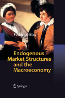 download ebook endogenous market structures and the macroeconomy pdf epub