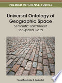Universal Ontology of Geographic Space  Semantic Enrichment for Spatial Data