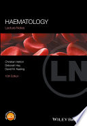 Lecture Notes Haematology