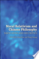 Moral Relativism and Chinese Philosophy