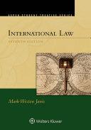 Aspen Student Treatise for International Law