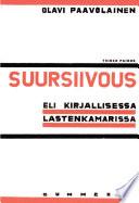 Suursiivous