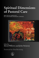 Spiritual Dimensions of Pastoral Care