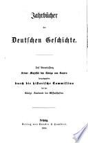 Jahrbücher des Deutschen Reichs unter Konrad II.: bd. 1032-1039