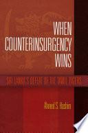 When Counterinsurgency Wins