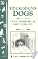Housebound Dogs  How to Keep Your Stay at Home Dog Happy   Healthy