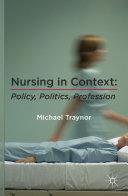 Nursing in Context