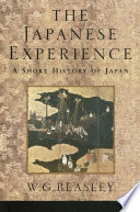The Japanese Experience To The Present Day And Of A