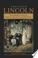 Book Abraham Lincoln