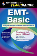 EMT Basic Flashcard Book