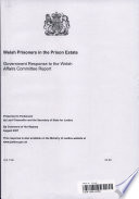 Ebook Welsh prisoners in the prison estate Epub Great Britain: Ministry of Justice Apps Read Mobile