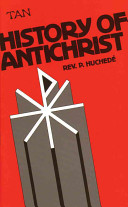 History of Antichrist On Antichrist Based On Scripture The