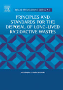 Principles And Standards For The Disposal Of Long Lived Radioactive Wastes book