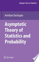 Asymptotic Theory Of Statistics And Probability book