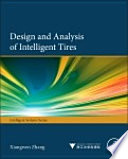 Design And Analysis Of Intelligent Tires book
