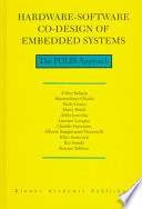 Hardware Software Co Design of Embedded Systems
